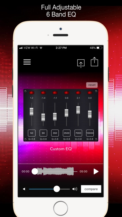 AudioMaster Pro screenshot-1