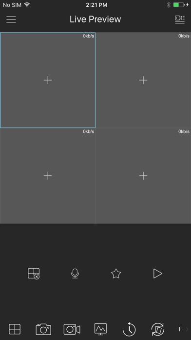 Screenshot for iDMSS Lite in Austria App Store