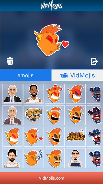 VidMojis screenshot-1