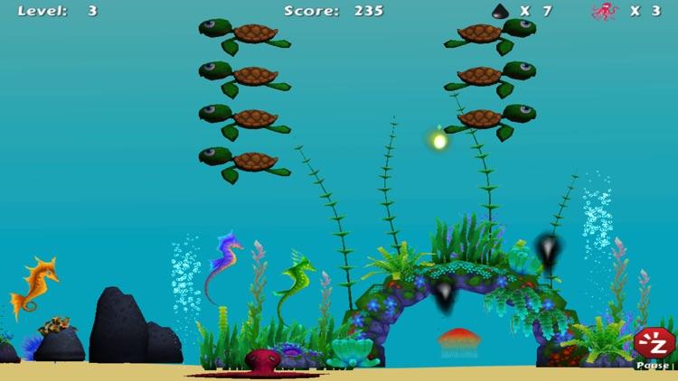 Turtle Invaders screenshot-4