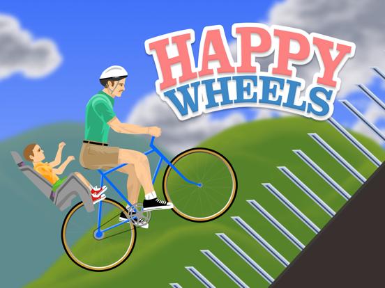 Happy Wheelsのおすすめ画像1