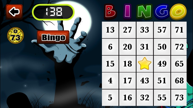 Zombie Bingo -  Play Casino