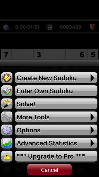 Sudoku - Classic Games Puzzle screenshot-3