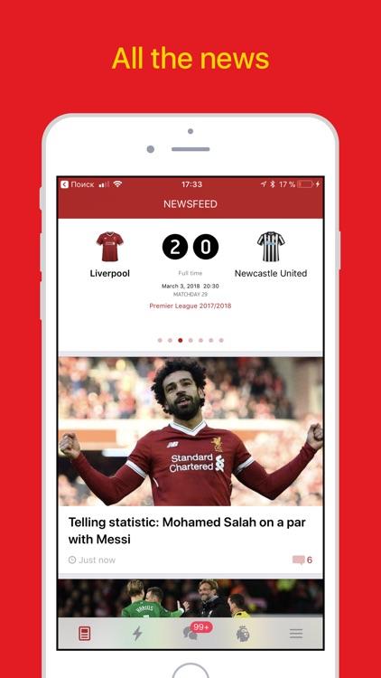 Liverpool Live – Goals & News.