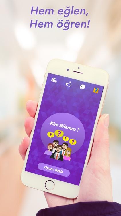 kim bilemez bir sorunmu var bilgi yarışması oyunu by taorus dijital