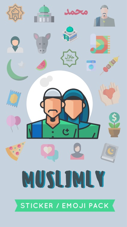 Muslimly - Emoji Pack screenshot-0