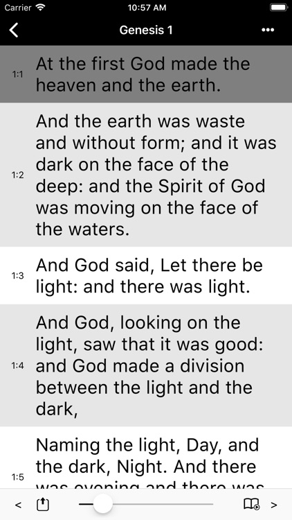 Bible-Simple Bible(BBE) screenshot-2