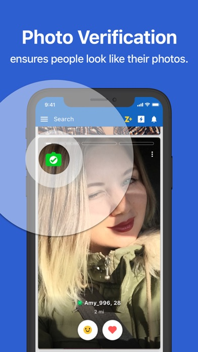 Screenshot of Zoosk - #1 Dating App App