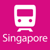Singapore Rail Map Lite