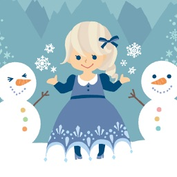 Telecharger 雪の女王 雪だるま作ろう Pour Iphone Ipad Sur L App Store Education