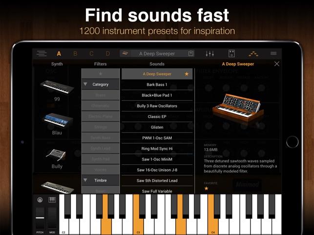 Syntronik Screenshot