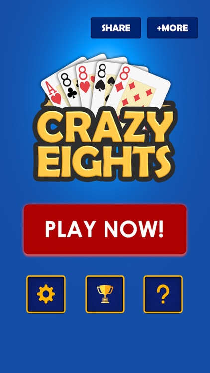 Crazy Eights - Classic Cards screenshot-5