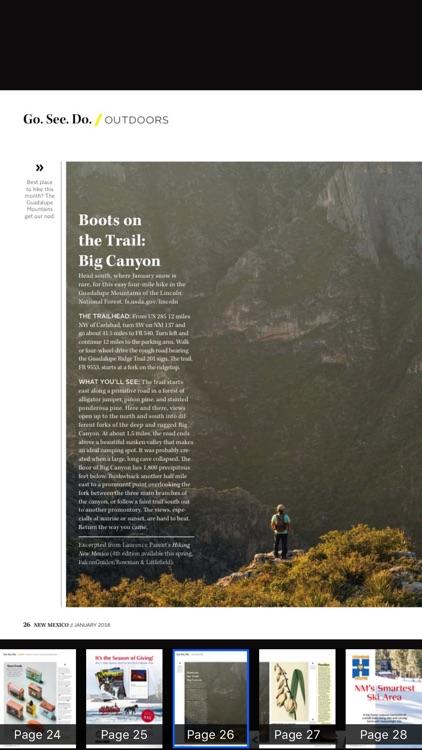 New Mexico Magazine HD screenshot-3