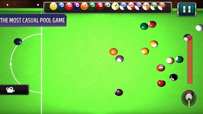 Legend Snocker: Billiards Cup screenshot two