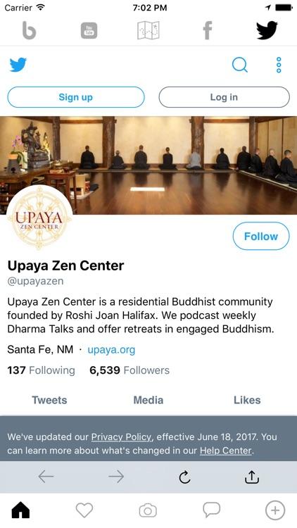 Upaya Zen Center