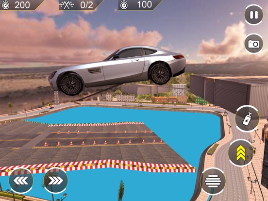 Mega Ramp Stunt Car Racing 18-ipad-1