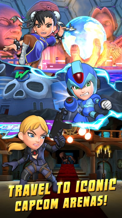 Puzzle Fighter screenshot 4