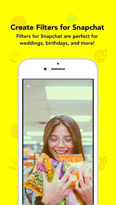 download FilterPop for Snapchat