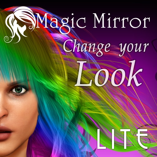 Hairstyle Magic Mirror Lite