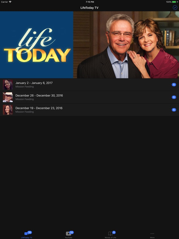 LifeToday Скриншоты7