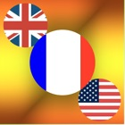 Dictionary French English Fr icon