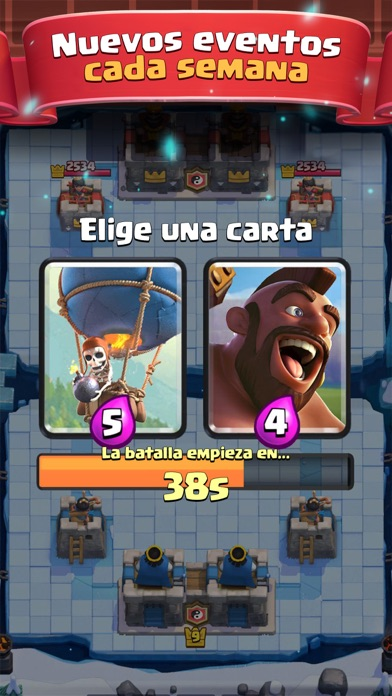 download Clash Royale apps 0