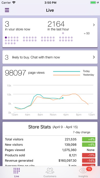 download Yahoo Live Web Insights