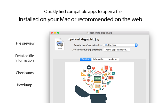 Open Any File on the Mac App Store