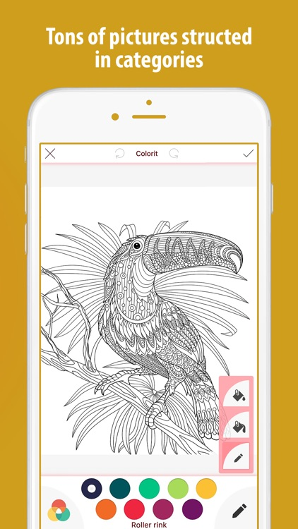 Color it - Coloring book !! screenshot-4