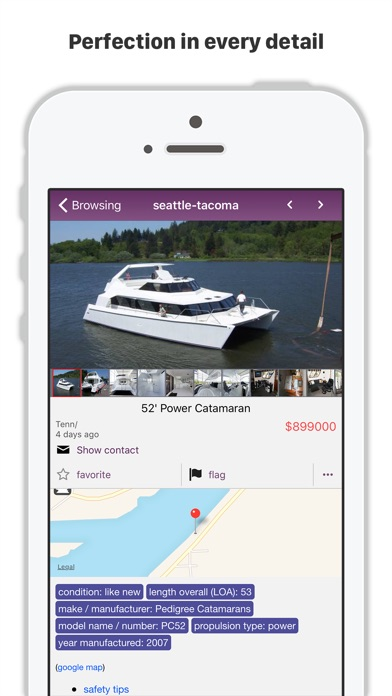 CPlus for Craigslist app image