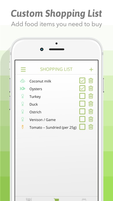 Screenshot for Pocket Banting in South Africa App Store