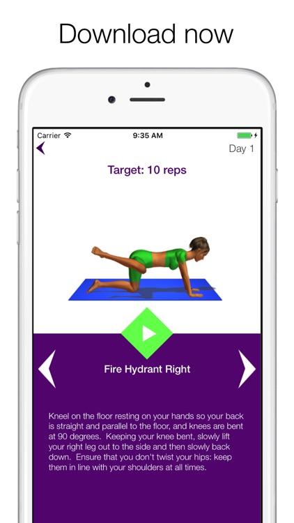 Fast Butt and Legs Workouts screenshot-4