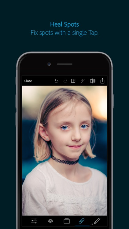 Adobe Photoshop Express screenshot-4