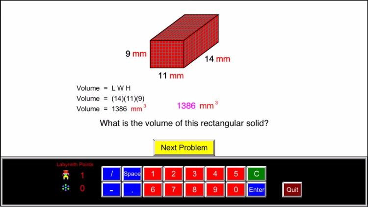 4th Grade Math - Math Galaxy screenshot-7