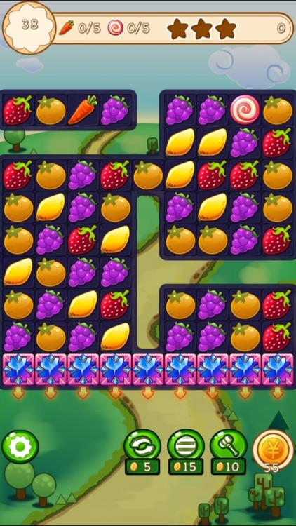 Fruit Pop Fun - Match 3 Games screenshot-3