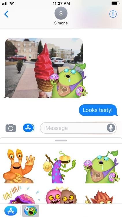 My Singing Monsters Stickers screenshot-3