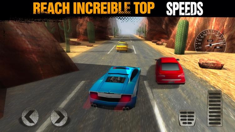 Police Chase: Drag Racing screenshot-4