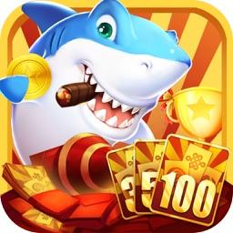 欢乐捕鱼游戏-正版街机捕鱼手游