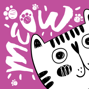 Cat Meow Stickers app