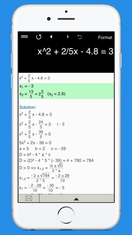 Equation Solvers screenshot-3