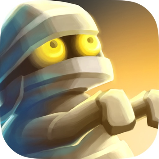 Empires of Sand TD - Egypt War iOS App