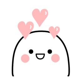 Emotional cutie 감정기복 귀요미 스티커