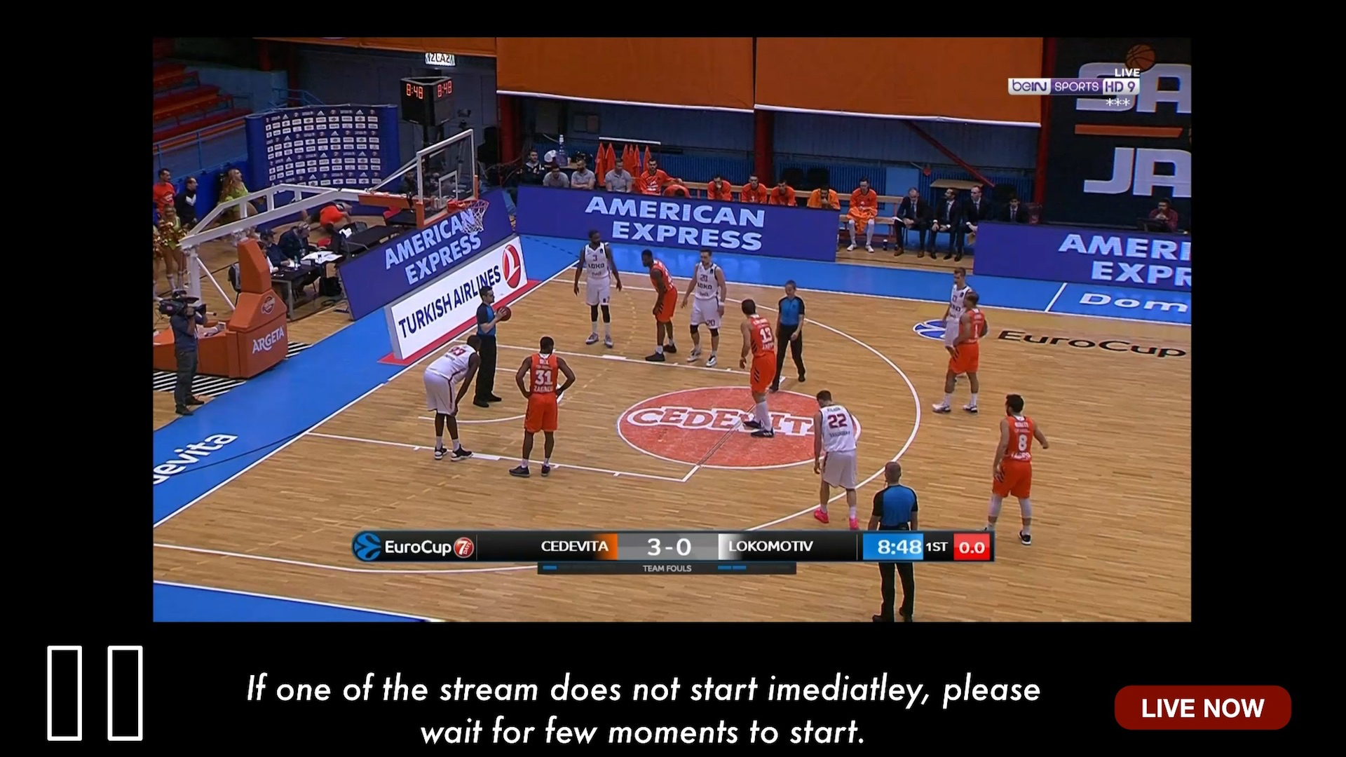 Live Streaming - ViPTV Player screenshot 2