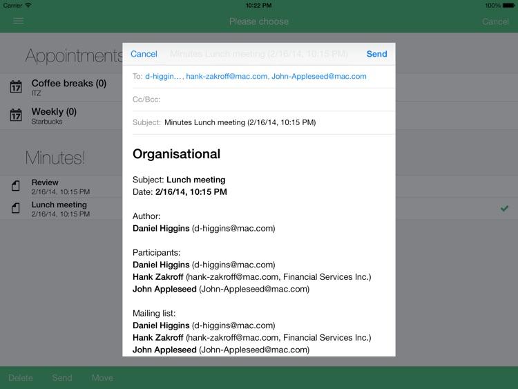 Minutes! HD screenshot-3