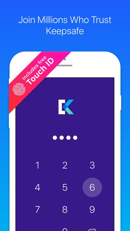 Keep Safe Photo Vault: Lock, Hide Private Pictures