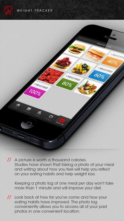 Weight Tracker Journal Pro screenshot-4