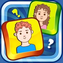 Face Match Puzzle