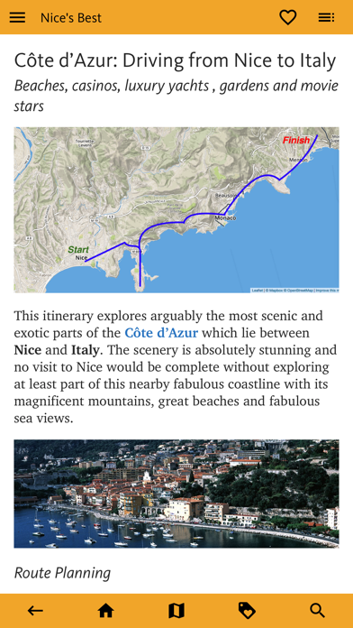 Nice's Best: A Travel Guide screenshot 8