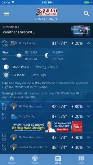 ABC 4 First Warning Weather on the App Store