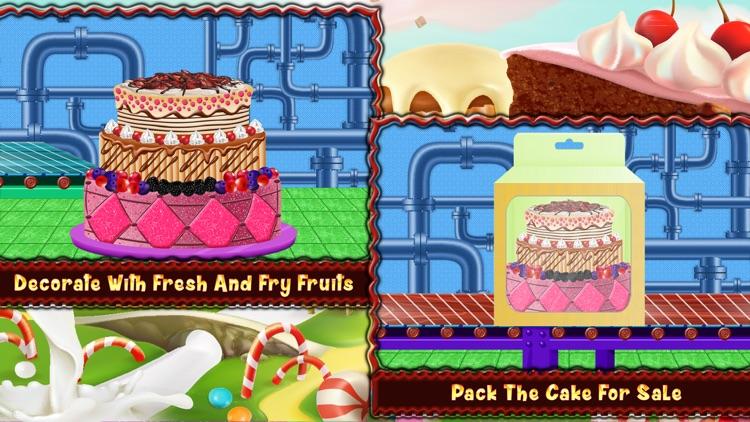 Party Cake Factory and Dessert Maker screenshot-3